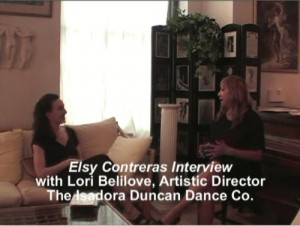 ElsyDance Releases Interview with Lori Belilove, Part II Thumbnail